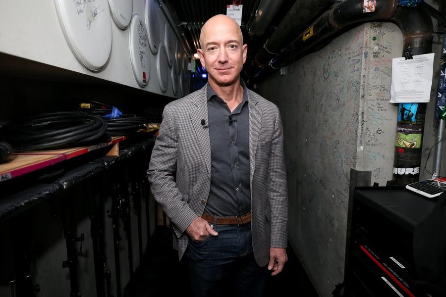 Jeff Bezos net worth 2020