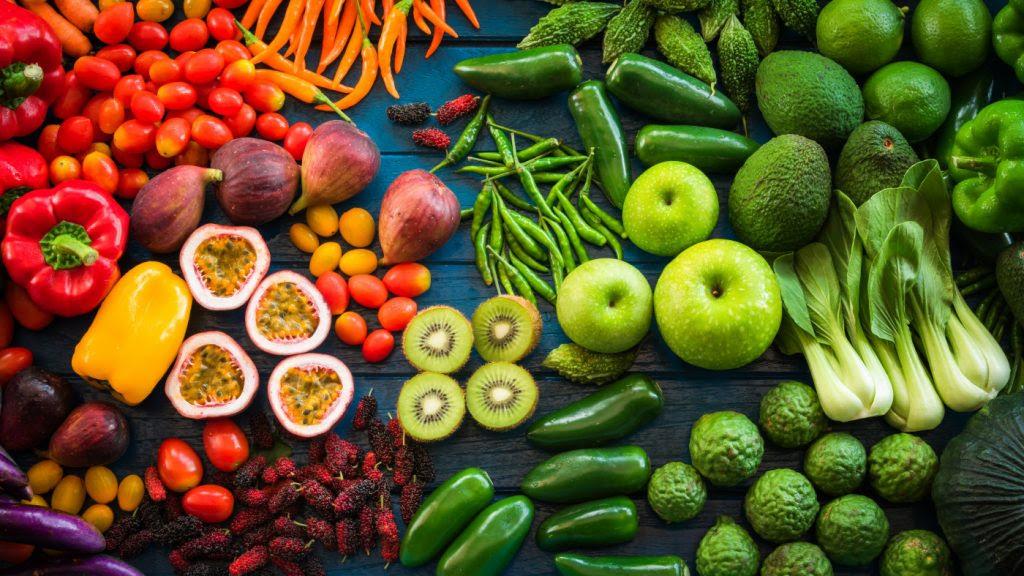 nutrition survey, CF