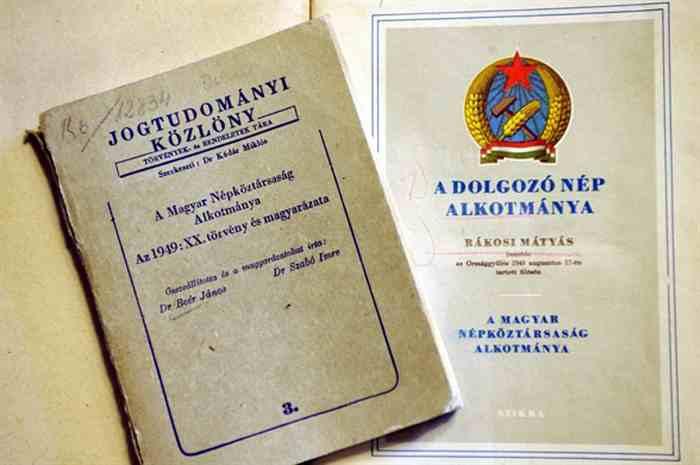 Az 1949-es Alkotmány