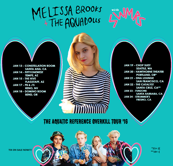 CO-HEADLING TOUR WITH THE SWMRS