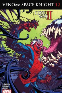 Venom: Space Knight #12