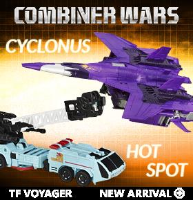 COMBINER WARS 2015 VOYAGER SERIES 03