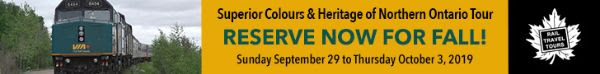 Reserve your seat on the Superior Colours & Heritage of Northern Ontario Tour this fall!