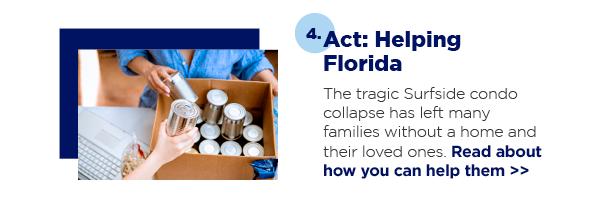 4. Act: Helping Florida