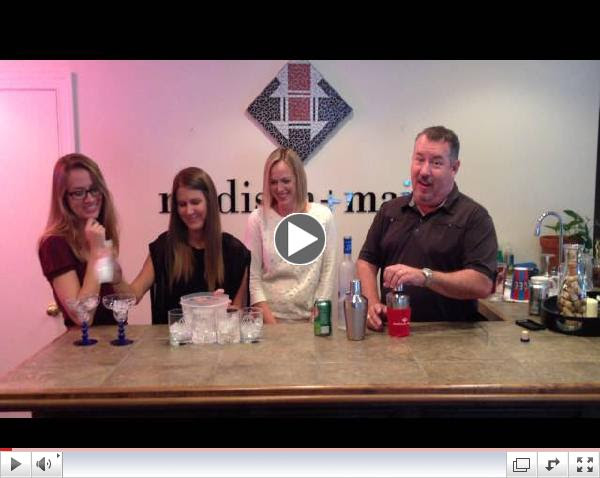 Madison+Main's Ice Bucket Challenge... for the MS Society