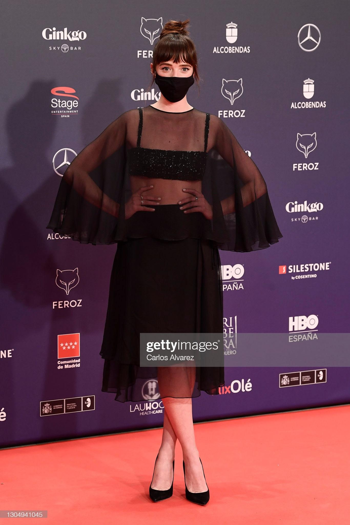3ec34b20 53b0 4790 ae7f 8cf5ee9faeb3 - Todas las celebrities que escogieron Jimmy Choo en los Premios Feroz 2021