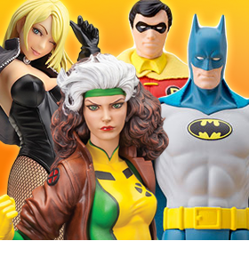 KOTOBUKIYA NEW ARRIVALS
