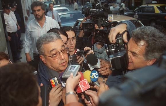 Jorge Troccoli todavía en Uruguay, 2007.