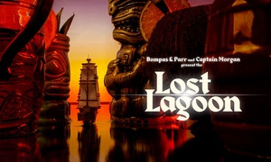 Captain Morgan Presents Lost Lagoon