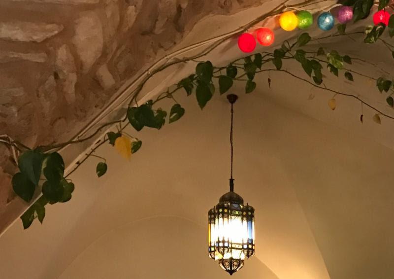 Tsfat lamp