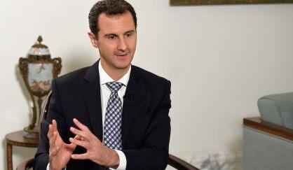 """El Asad: """"Hay 80 países que apoyan a los grupos terroristas en Siria"""""""