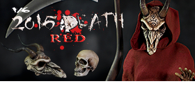 1/6 SCALE DEATH FIGURE RED EDITION