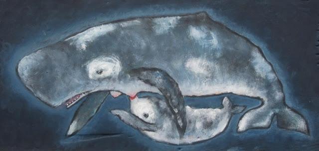 Maternidad ballena