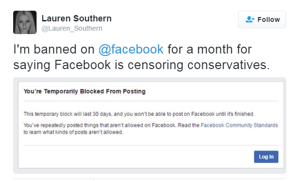 Censorship Hitting Epidemic Proportions on Social Media (Videos)