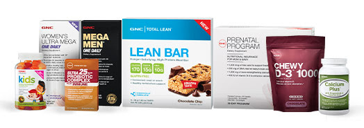 GNC products
