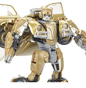 TRANSFORMERS STUDIO SERIES 20 DELUXE BUMBLEBEE EXCLUSIVE