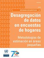 Desagregación de datos en encuestas de hogares