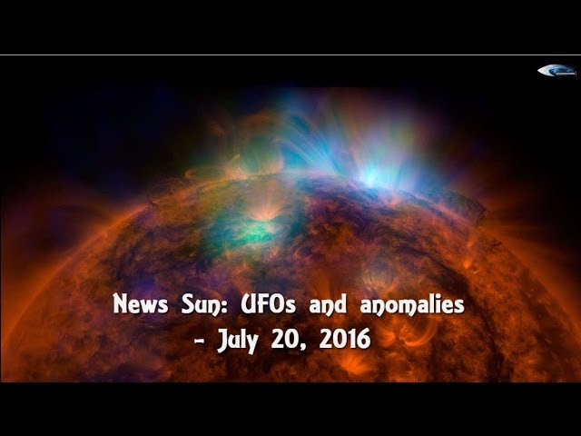 UFO News ~ UFO in the sky over Scottish town plus MORE Sddefault