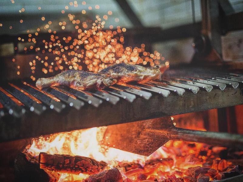 Daniel Sabia  Wood Fire Food