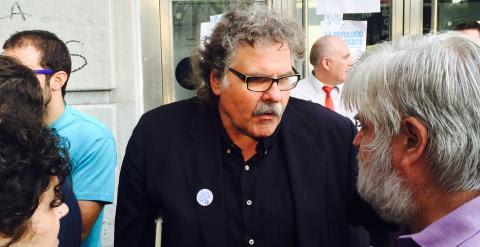 Joan Tardá, diputado de ERC en el Congreso.