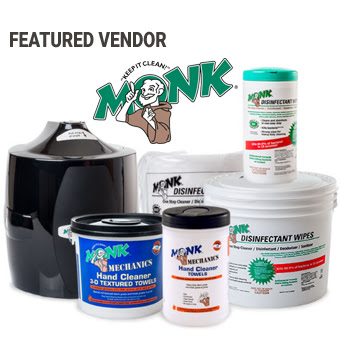 Featured Vendor - Keep It Clean - Monk