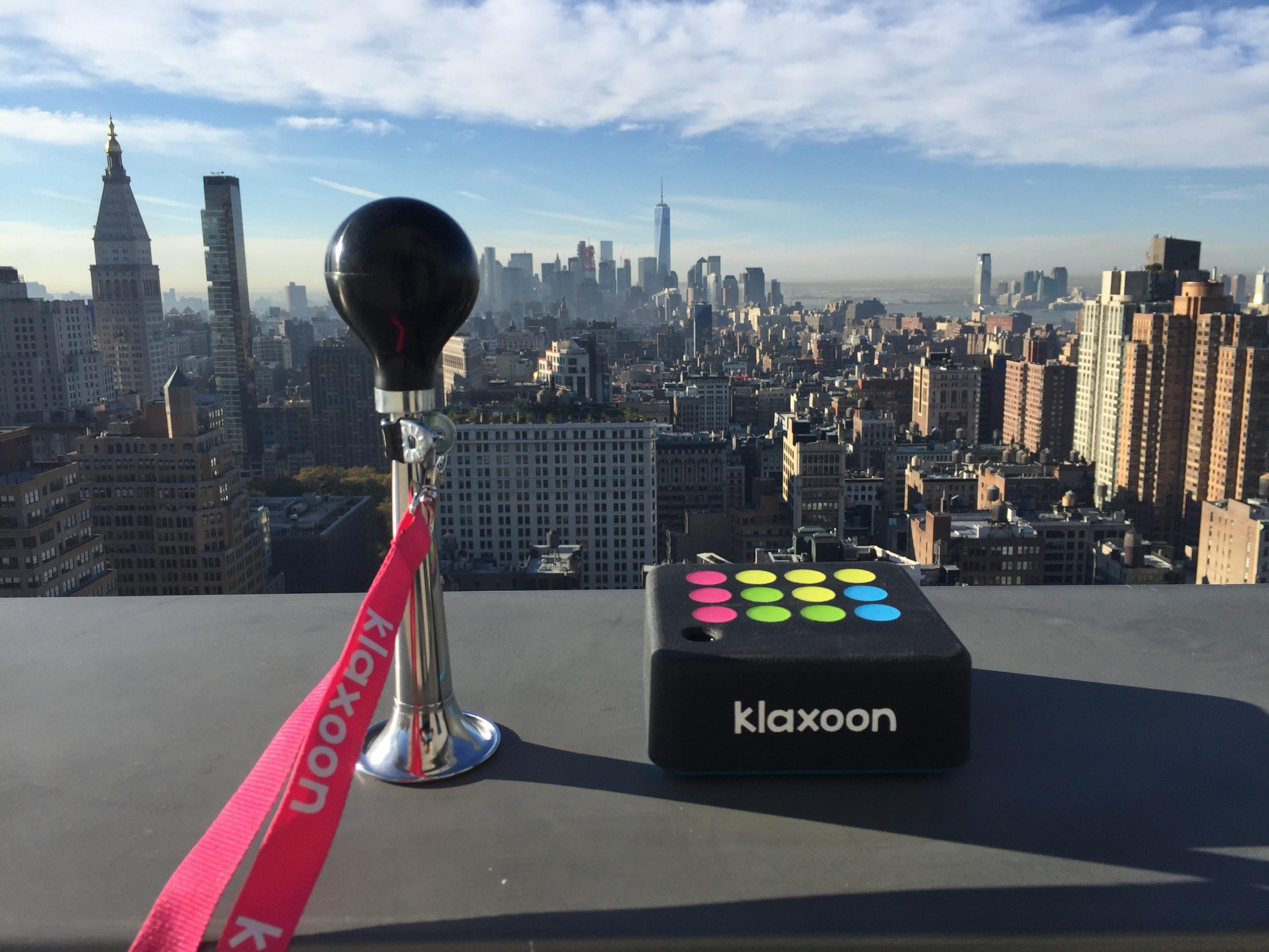 Klaxoon US Roof 2
