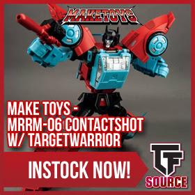 Make Toys MRRM-06 ContactShot