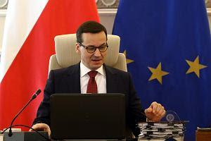 Morawiecki przed wylotem do Brukseli zdymisjonował trzech wiceministrów