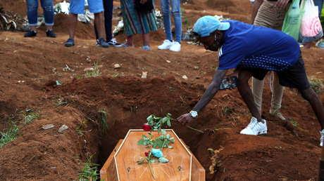 """El vicepresidente de Brasil dice que las muertes en este país """"superaron el límite del sentido común"""""""