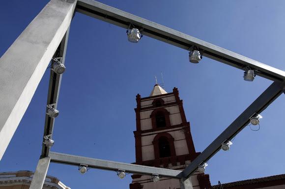Iglesia La Soledad. Foto: Ismael Francisco/Cubadebate.