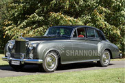 1961 Rolls-Royce Silver Cloud II Saloon