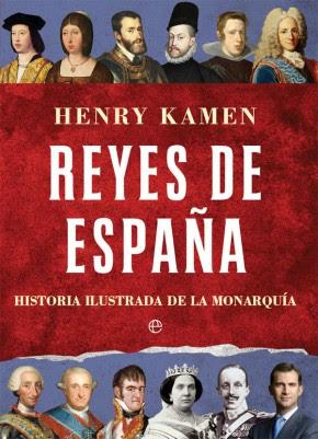 Portada de Reyes de España