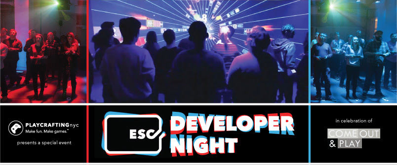 ESC Dev Night Header