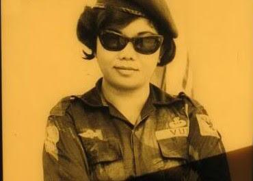 Nữ Quân Nhân Việt Nam Cộng Hòa