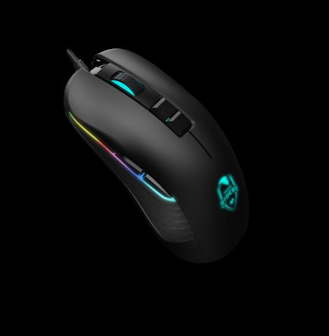 Movistar Riders: nuevo teclado mecánico y ratón de KROM 4