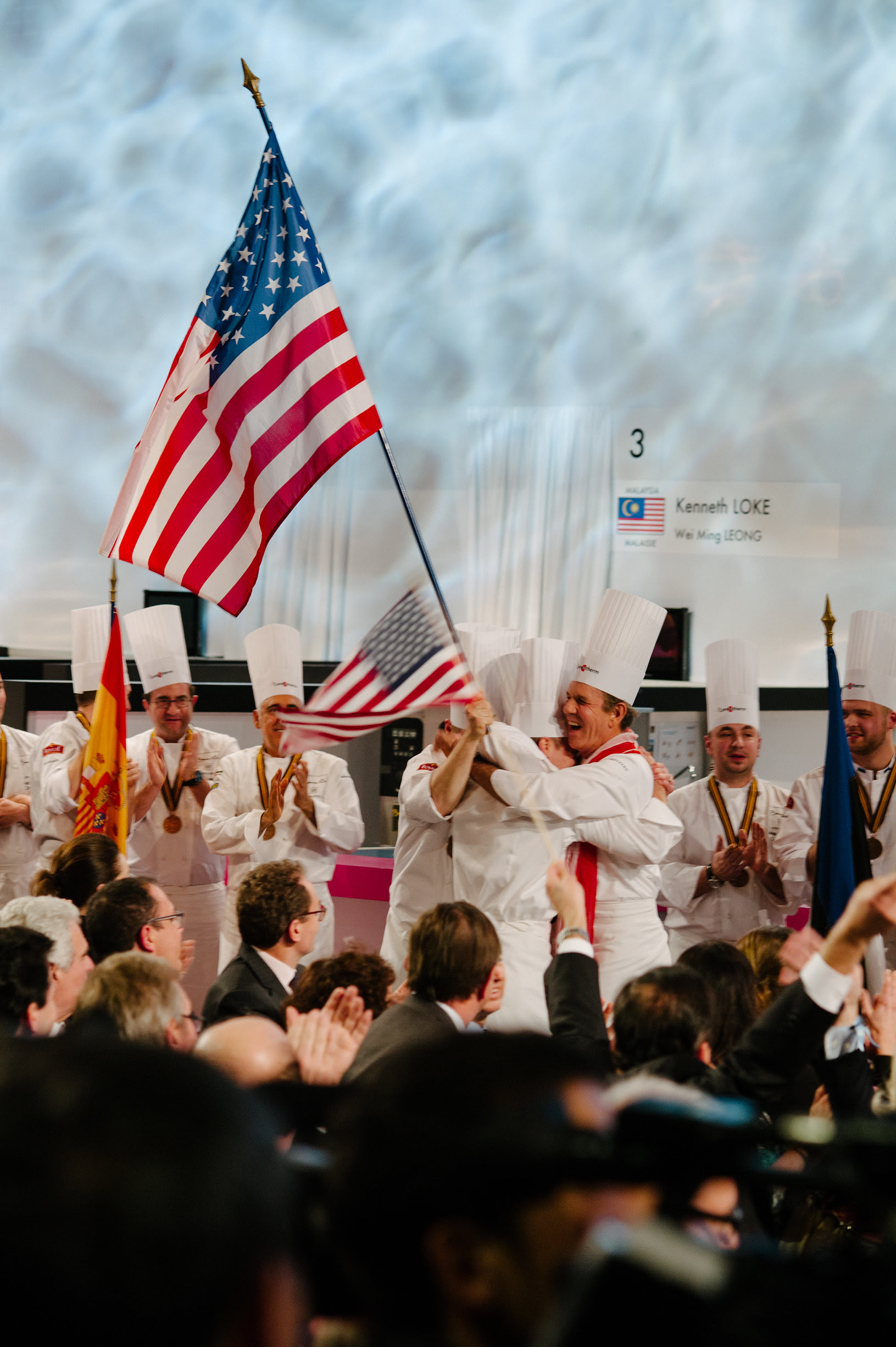 One Year Ago: Team USA Wins Silver at the Bocuse d'Or