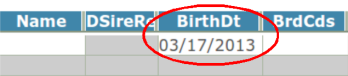 Birthdatewithcircle