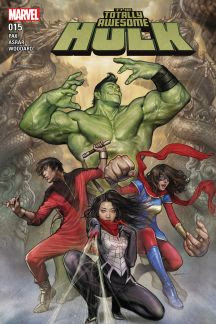 The Totally Awesome Hulk #15