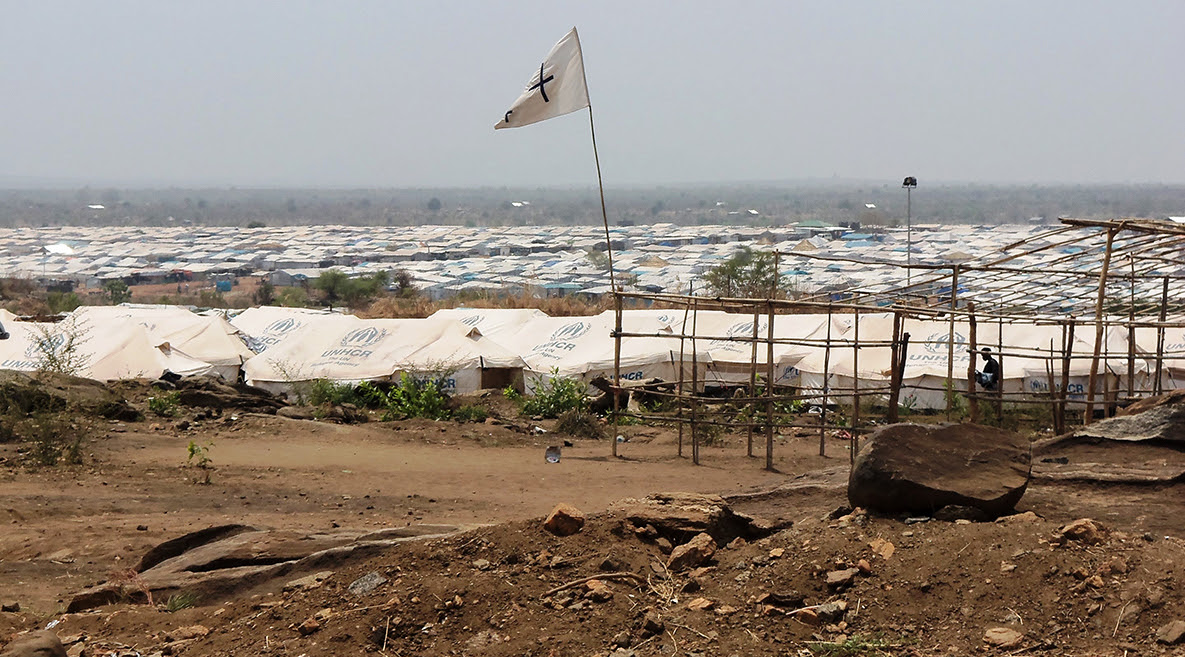 Making sure no child is forgotten – reaching children in refugee camps