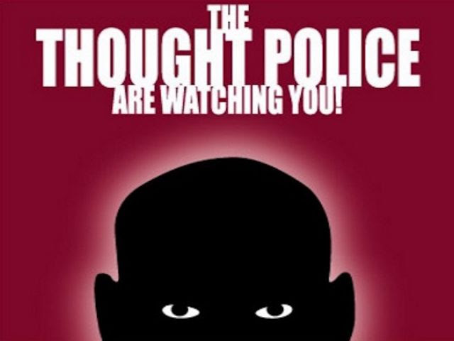 "New ""Thought Police"" Unit Armed With Own Budget and Re-Education Camps (Video)"
