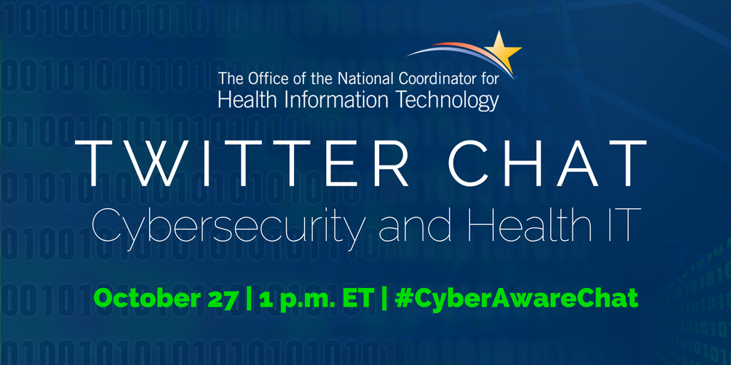 Cyber Security Twitter Chat